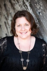 Author Chrissy Lessey of The Coven