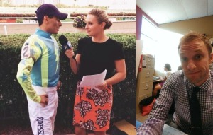 Jockey interview skills are important in a relationship!