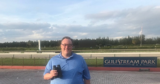 Saying Goodbye to Gulfstream Park West